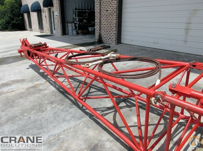 Link-Belt 40 JIB FOR LINK BELT LS238H Jib Sections  Components Crane Part for Sale in Savannah Georgia on CraneNetwork.com