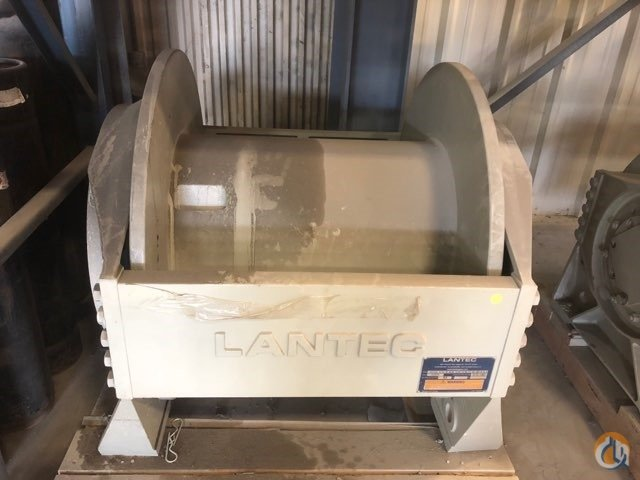 Other Lantec LHS240A Winch Winches & Drums Crane Part for Sale in