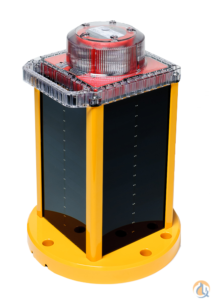 Carmanah FAA Tower Crane Obstruction Light Lights Crane Part for Sale on CraneNetwork.com