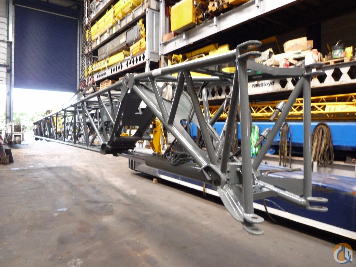 Grove Grove GMK 4075 JibTMS 9000E Boom Tip Extension  Crane Part for Sale in Sassenheim Zuid-Holland on CraneNetwork.com