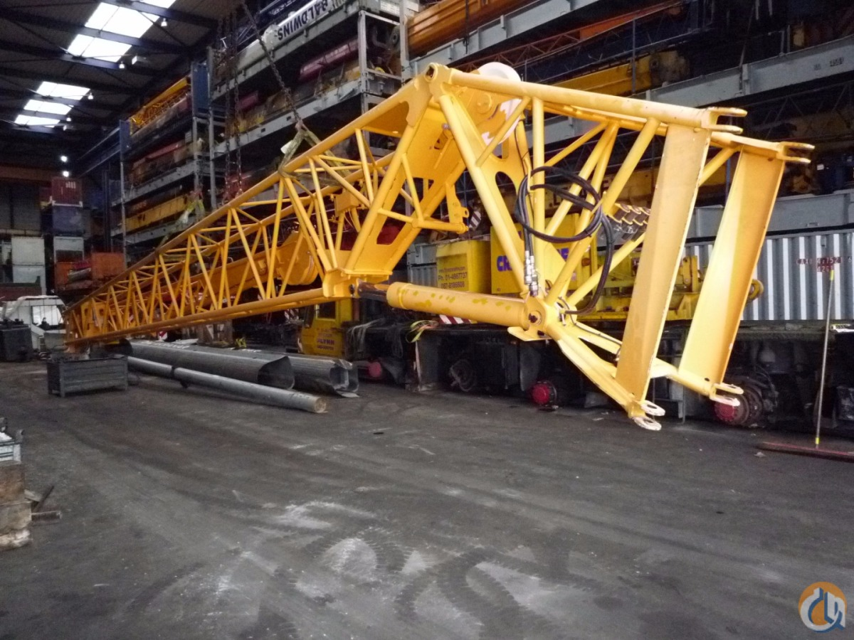 Grove Jib Grove GMK 5130-1 Boom Tip Extension  Crane Part for Sale in Sassenheim South Holland on CraneNetwork.com