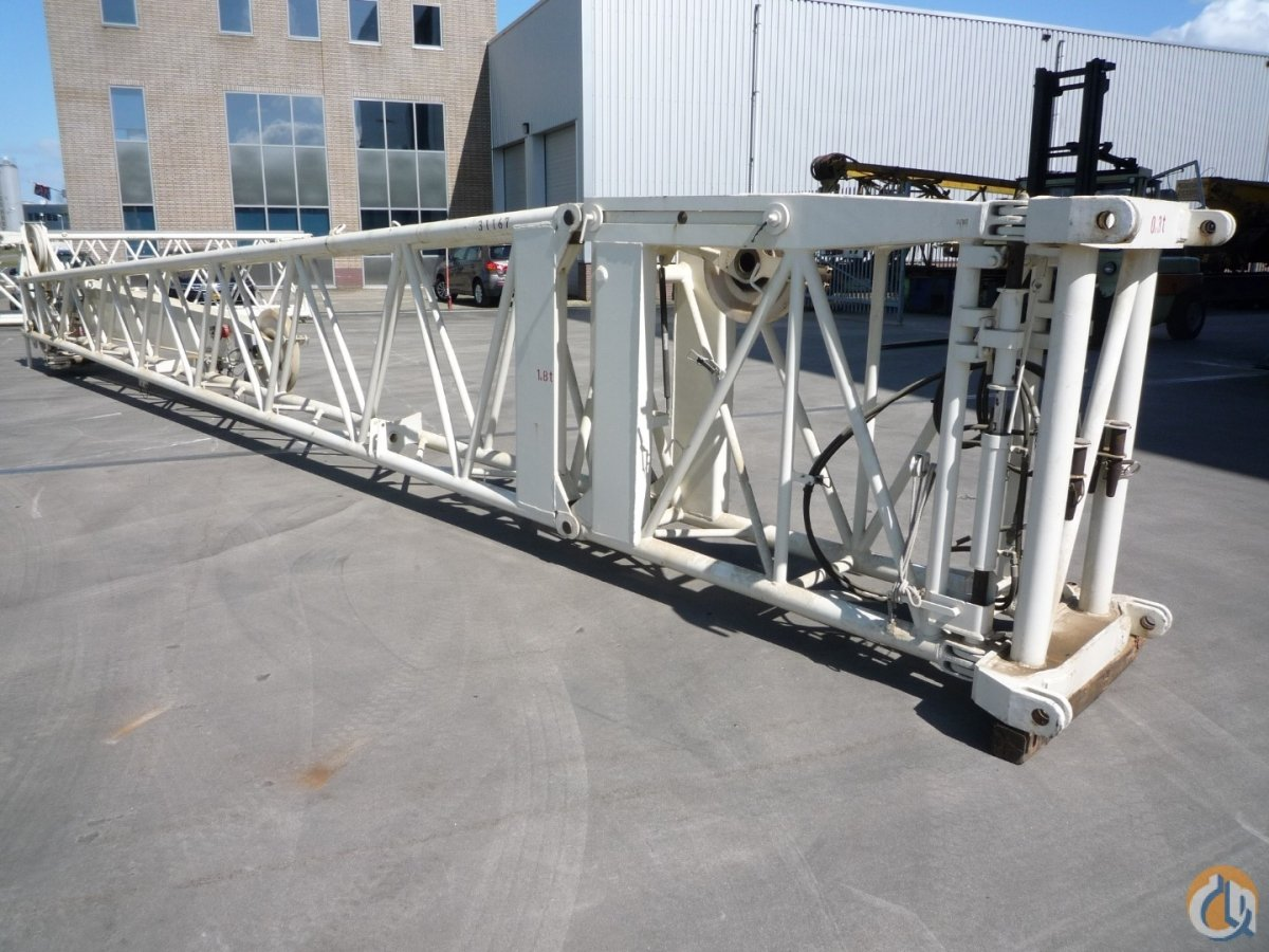 Demag Demag AC 350 Jib Sections  Components Crane Part for Sale on CraneNetwork.com