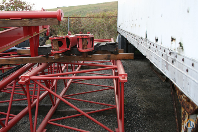 Manitowoc 132 Complete Jib 40039 Basic 2 20039 inserts Jib Sections  Components Crane Part for Sale in Cleveland Ohio on CraneNetworkcom
