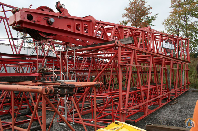 Manitowoc Manitowoc 999 82LR 50 Long Reach Top Boom Sections Crane Part for Sale in Cleveland Ohio on CraneNetwork.com