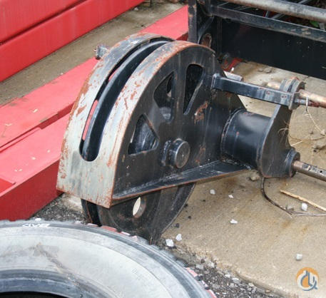 PA00068 Sheaves  Crane Part for Sale in Cleveland Ohio on CraneNetwork.com
