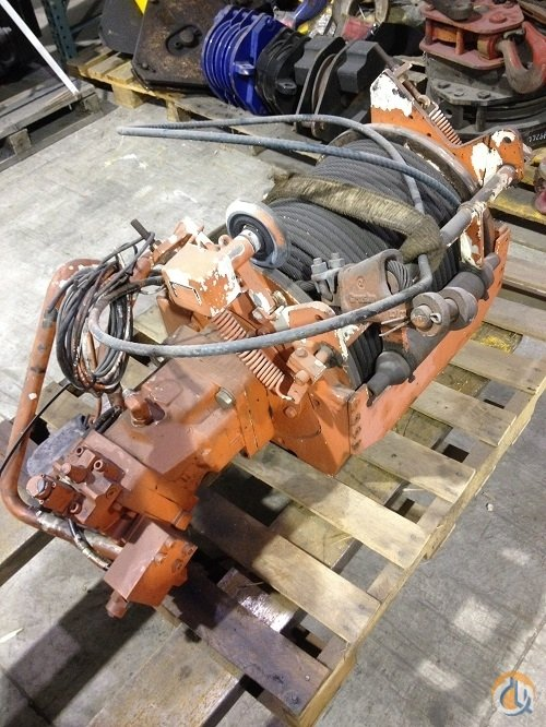 Terex Terex hoist HoistsWinches Crane Part for Sale in Solon Ohio on CraneNetwork.com