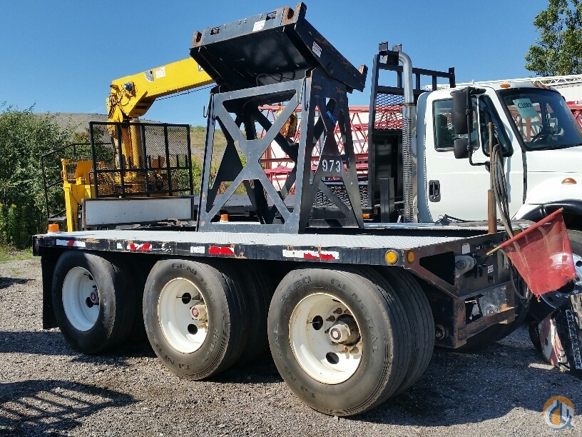 Nelson 2007 Nelson CBC-30S 3 Axle crane boom dolly Boom Dolly Crane Part for Sale in Cleveland Ohio on CraneNetworkcom