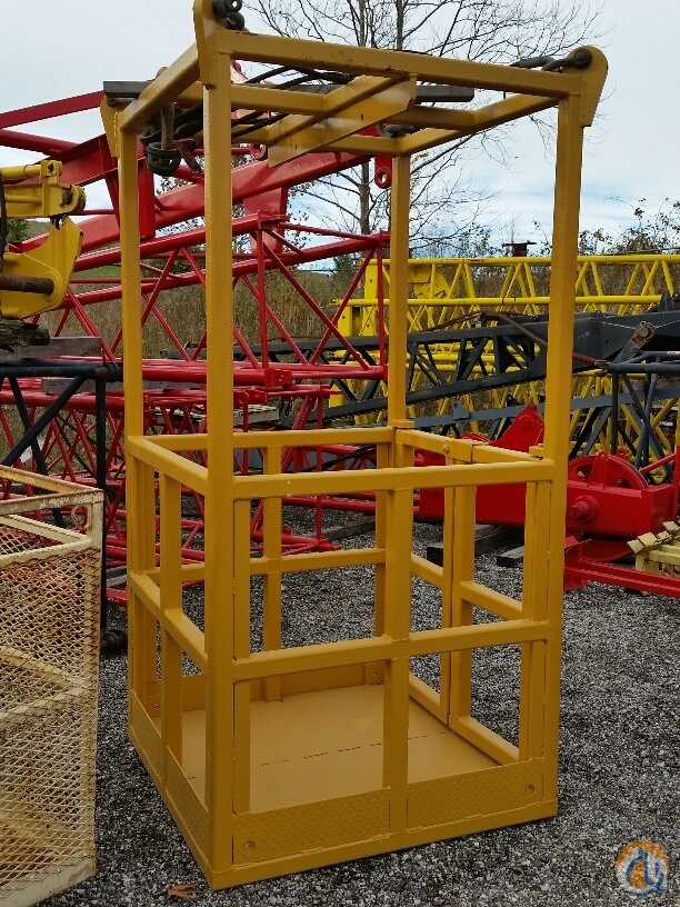 Other 48 Work Platform Crane Part for Sale in Cleveland Ohio on CraneNetworkcom