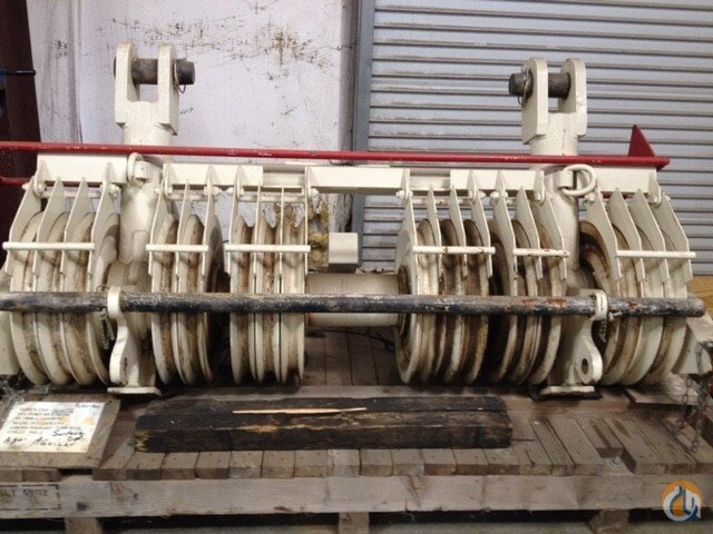 Demag Roller Assembly Sheaves  Crane Part for Sale in McDonough Georgia on CraneNetwork.com