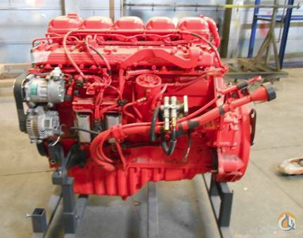 Other Scania DC09074A Engine Engines  Transmissions Crane Part for Sale on CraneNetwork.com