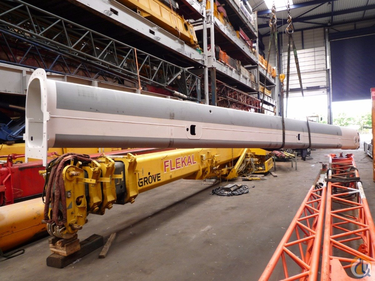 Grove Grove GMK 3055 boom sections Boom Sections Crane Part for Sale in Sassenheim South Holland on CraneNetwork.com
