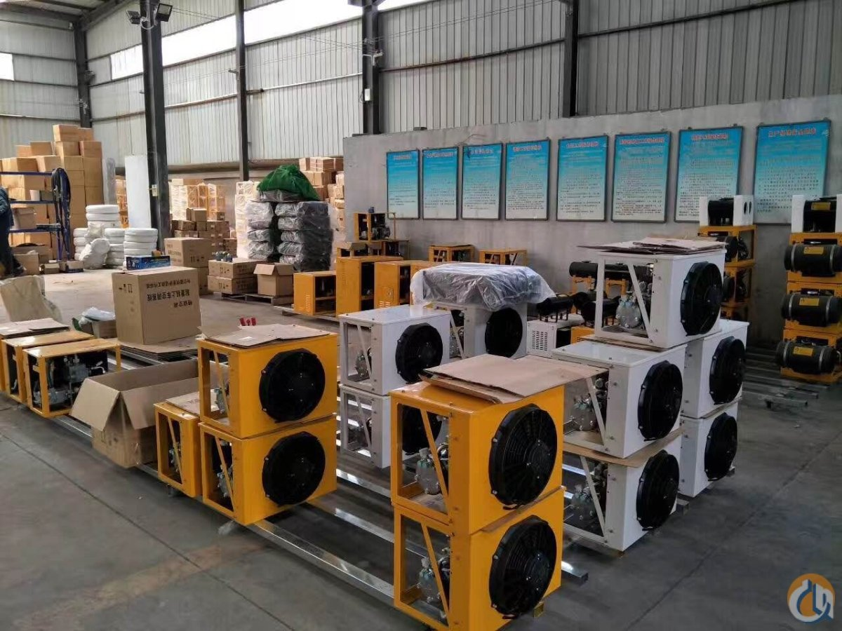 Various Supply Crane AC Air Conditioner Air Conditioner Crane Part for Sale in Hefei Anhui on CraneNetwork.com