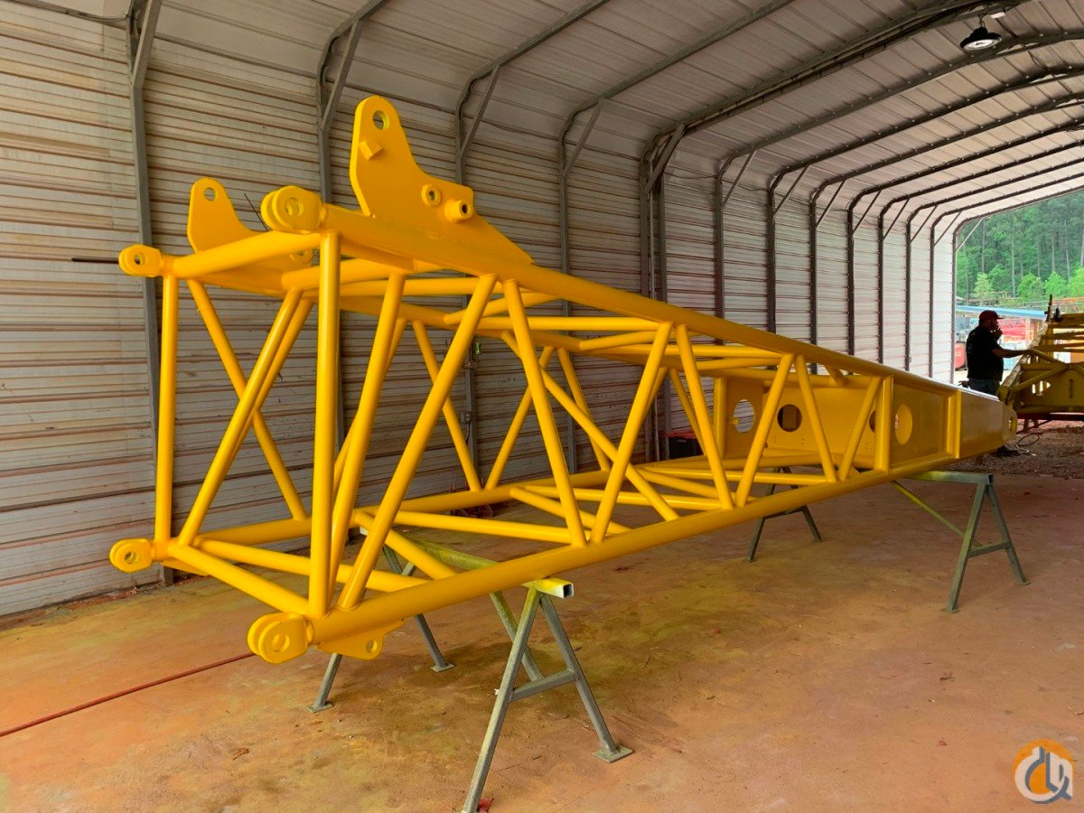 Kobelco KOBELCO OR MANITOWOC BOOM HEEL Boom Sections Crane Part for Sale in Savannah Georgia on CraneNetwork.com