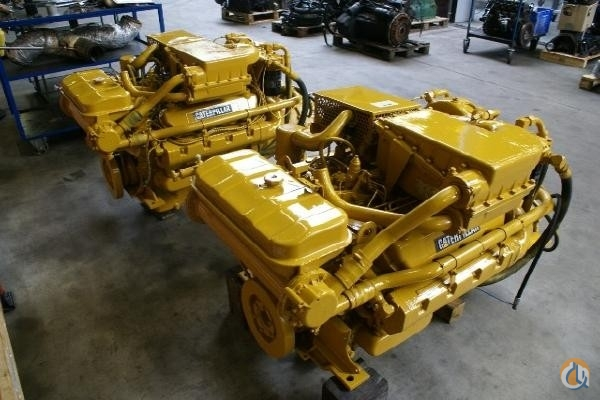 Caterpillar Caterpillar 3208T MARINE Engines  Transmissions Crane Part for Sale on CraneNetworkcom