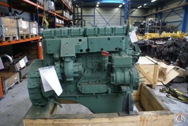 DAF DAF RECONDITIONED ENGINES Engines  Transmissions Crane Part for Sale on CraneNetworkcom