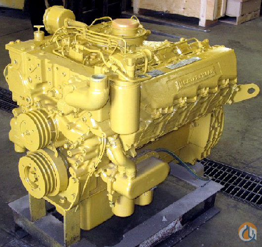 CAT Rebuilt Caterpillar 3208 - 7 available Engines  Transmissions Crane Part for Sale in Cleveland Ohio on CraneNetwork.com