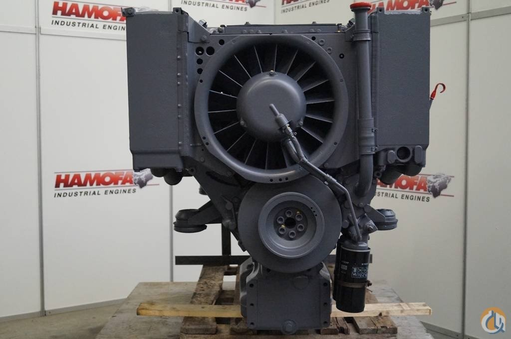 Deutz Deutz BF12L513C Engines  Transmissions Crane Part for Sale on CraneNetwork.com