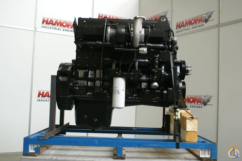 Cummins Cummins QSM11 Engines  Transmissions Crane Part for Sale on CraneNetworkcom
