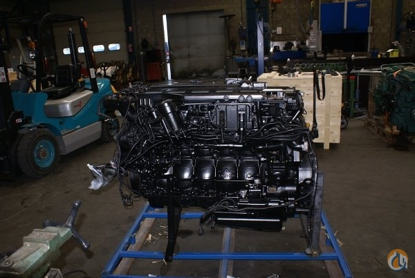 MAN MAN D2066 LOH08 Engines  Transmissions Crane Part for Sale on CraneNetwork.com