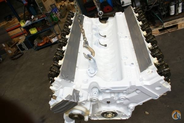 MAN MAN LONG-BLOCK ENGINES Engines  Transmissions Crane Part for Sale on CraneNetwork.com