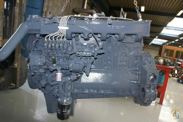MAN MAN D0826 LF 0123456789 Engines  Transmissions Crane Part for Sale on CraneNetworkcom