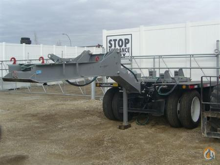 Nelson Nelson Trailer Dolly 2007 AxleDriveline Crane Part for Sale in Abbotsford British Columbia on CraneNetwork.com
