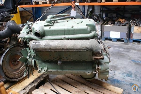 Mercedes-Benz Mercedes-Benz OM 352 Engines  Transmissions Crane Part for Sale on CraneNetworkcom