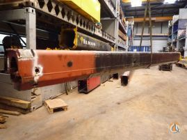 Krupp Krupp KMK 3050 Boom Sections Boom Sections Crane Part for Sale on CraneNetwork.com