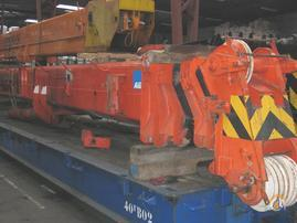 Krupp Krupp KMK 3045 Complete Boom Boom Sections Crane Part for Sale on CraneNetworkcom