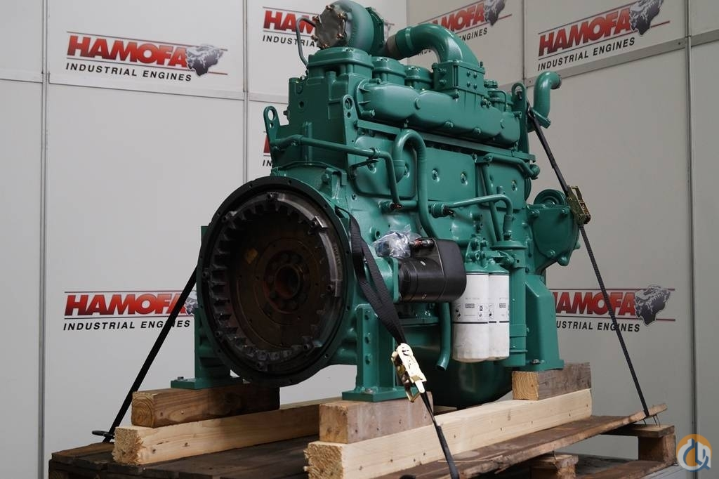 Volvo Volvo TD100G Engines  Transmissions Crane Part for Sale on CraneNetworkcom