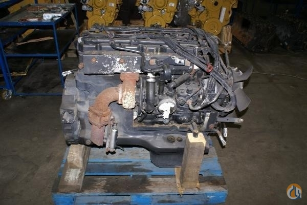 MAN MAN D0826 LF 04 Engines  Transmissions Crane Part for Sale on CraneNetwork.com