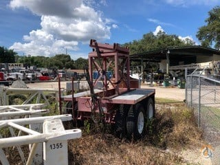 Grove GROVE GMK5175 BOOM DOLLY Boom Dolly Crane Part for Sale in Neptune Beach Florida on CraneNetwork.com
