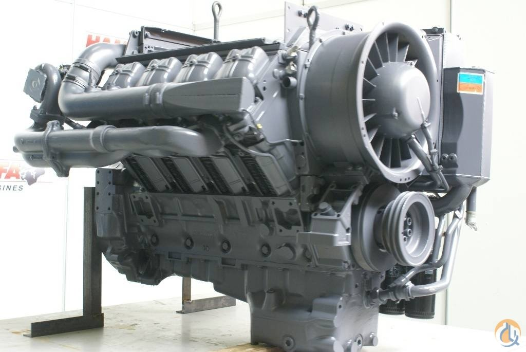 Deutz Deutz BF8L513 Engines  Transmissions Crane Part for Sale on CraneNetwork.com