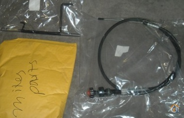 Other Throttle Controls Miscellaneous Parts Crane Part for Sale in New York New York on CraneNetworkcom
