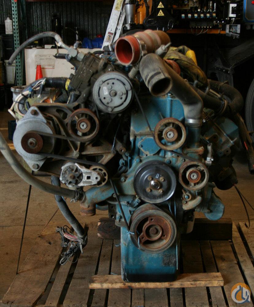 international 7 3 liter diesel engine engines transmissions crane part for sale on. Black Bedroom Furniture Sets. Home Design Ideas