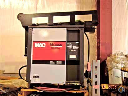 MAC BATTERY CHARGER Miscellaneous Parts Crane Part for Sale in New York New York on CraneNetworkcom