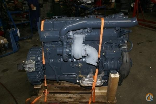 DAF DAF WS 242 M Engines  Transmissions Crane Part for Sale on CraneNetwork.com