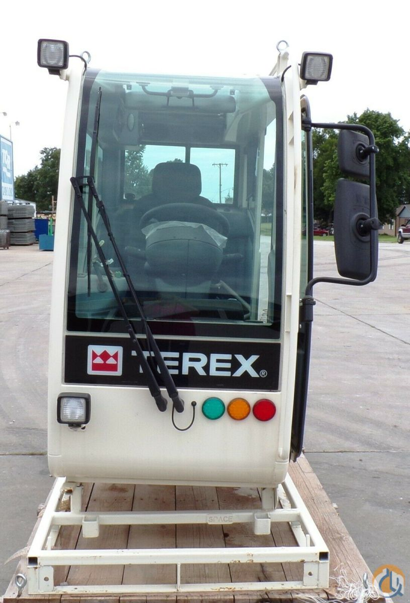 Terex TEREX CRANE CAB FOR RT90 CRANE 54375.CRE Cabs Crane Part for Sale in Coffeyville Kansas on CraneNetwork.com
