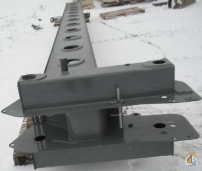 Koehring RT335 Boom Tip Section Boom Tip Extension  Crane Part for Sale in New York New York on CraneNetworkcom