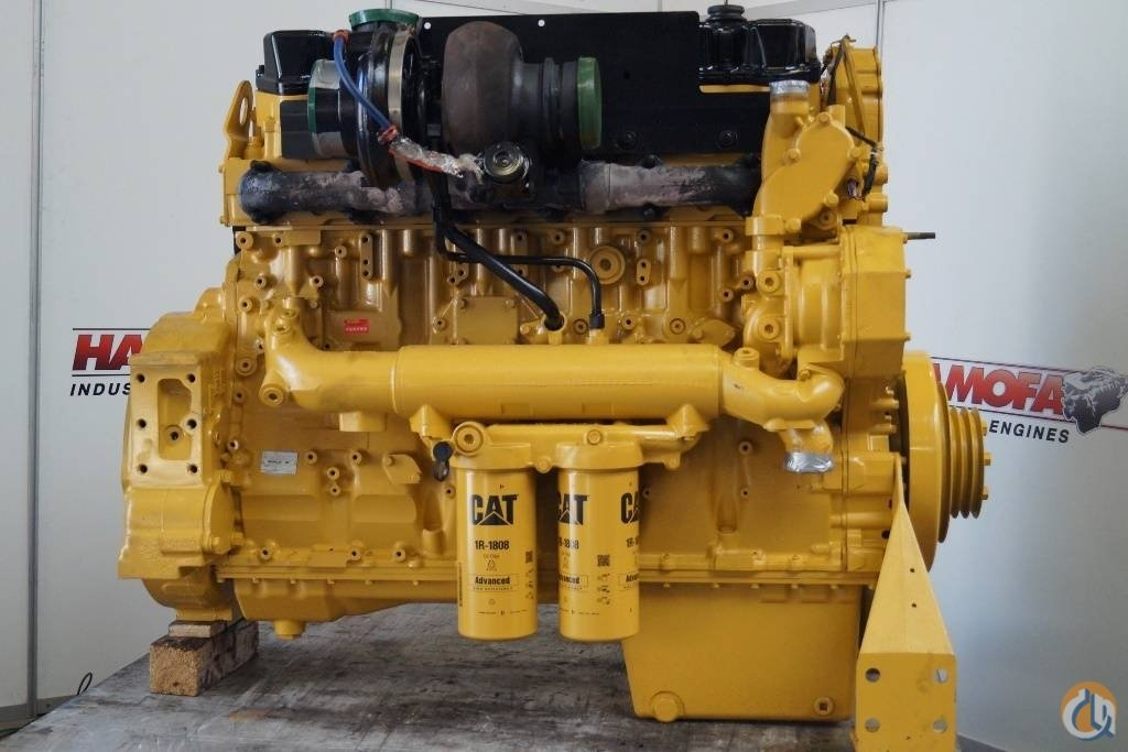 Caterpillar Caterpillar C18 BLOCK Engines  Transmissions Crane Part for Sale on CraneNetworkcom