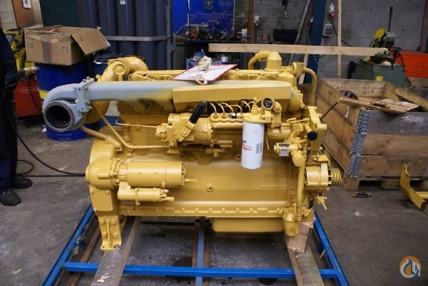 Caterpillar Caterpillar RECONDITIONED ENGINES Engines  Transmissions Crane Part for Sale on CraneNetworkcom