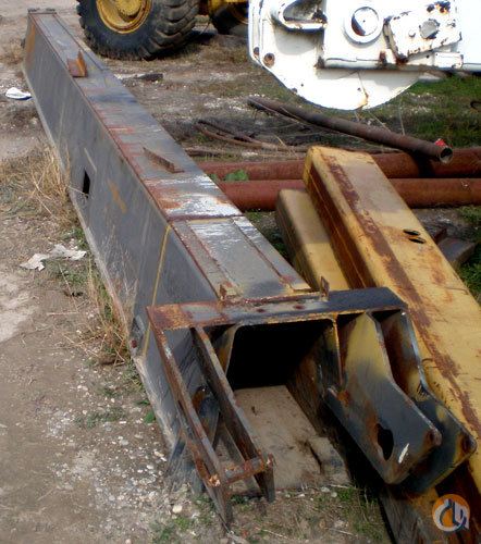 Grove Grove RT528C Mid-Section Boom Boom Sections Crane Part for Sale on CraneNetwork.com