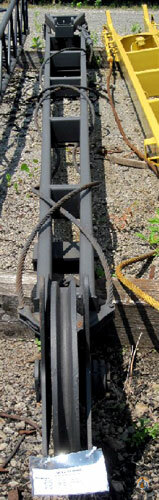 Grove 2-175-900035 - Grove 24039 A frame - 6 available Jib Sections  Components Crane Part for Sale in Cleveland Ohio on CraneNetwork.com