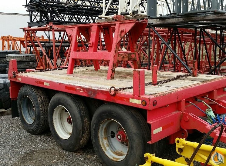 Other PA00160 Boom Dolly Crane Part for Sale in Cleveland Ohio on CraneNetwork.com