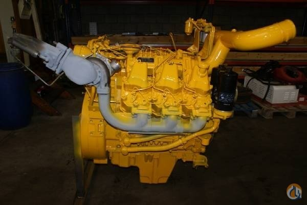 Liebherr Liebherr RECONDITIONED ENGINES Engines  Transmissions Crane Part for Sale on CraneNetwork.com