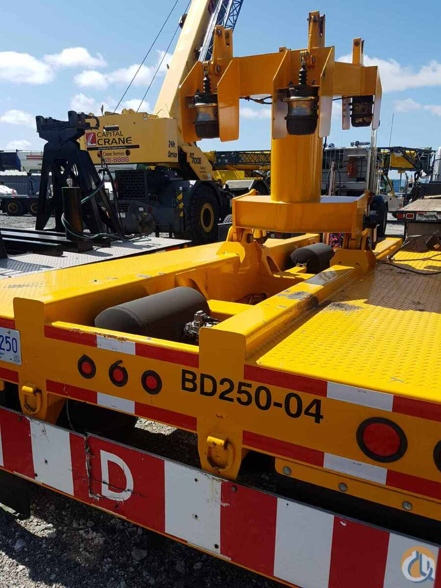 Transworld Manufacturing 2017 TransWorld Manufacturing Three Axle Boom Dolly Boom Dolly Crane Part for Sale in Mount Pearl Newfoundland and Labrador on CraneNetwork.com