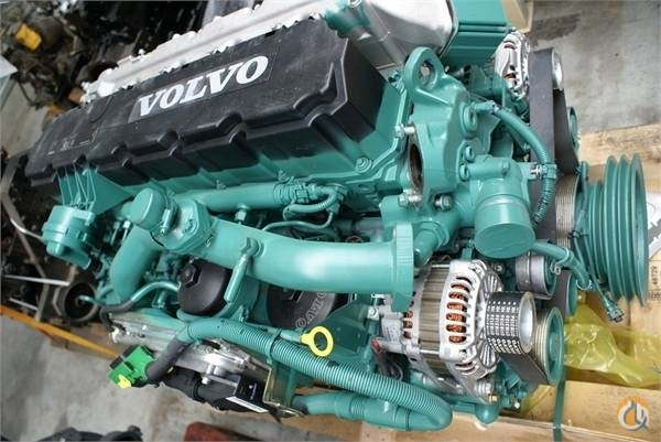 Volvo Volvo D7E Engines  Transmissions Crane Part for Sale on CraneNetworkcom
