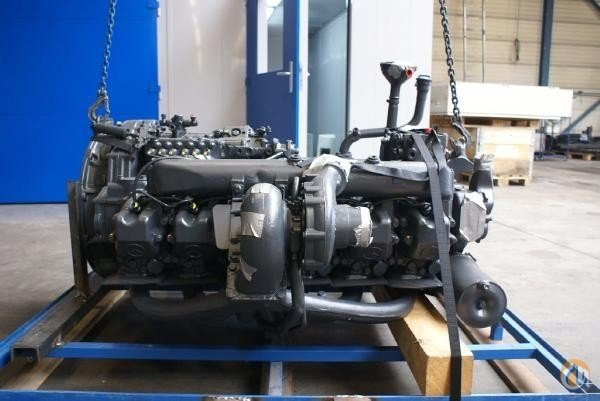 Mercedes-Benz Mercedes-Benz OM 447 HLA Engines  Transmissions Crane Part for Sale on CraneNetwork.com