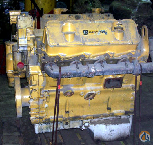 CAT Caterpillar 3408 - CORE Engines  Transmissions Crane Part for Sale in Cleveland Ohio on CraneNetworkcom