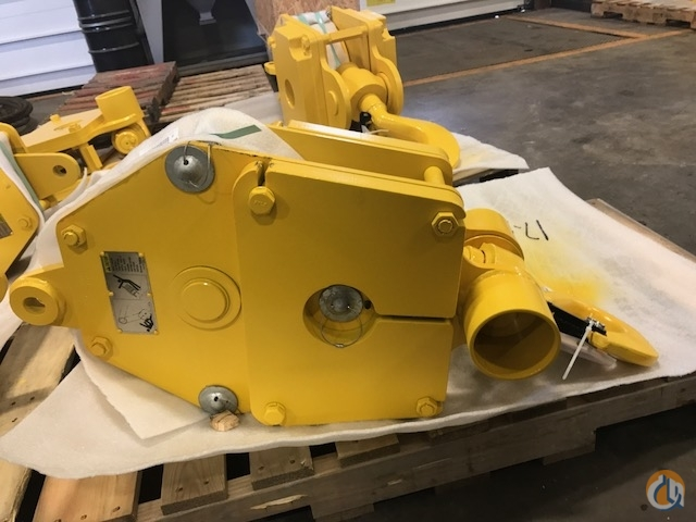 Gunnebo Johnson 20 Ton Hook Block Hook Block Crane Part for Sale in Syracuse New York on CraneNetwork.com